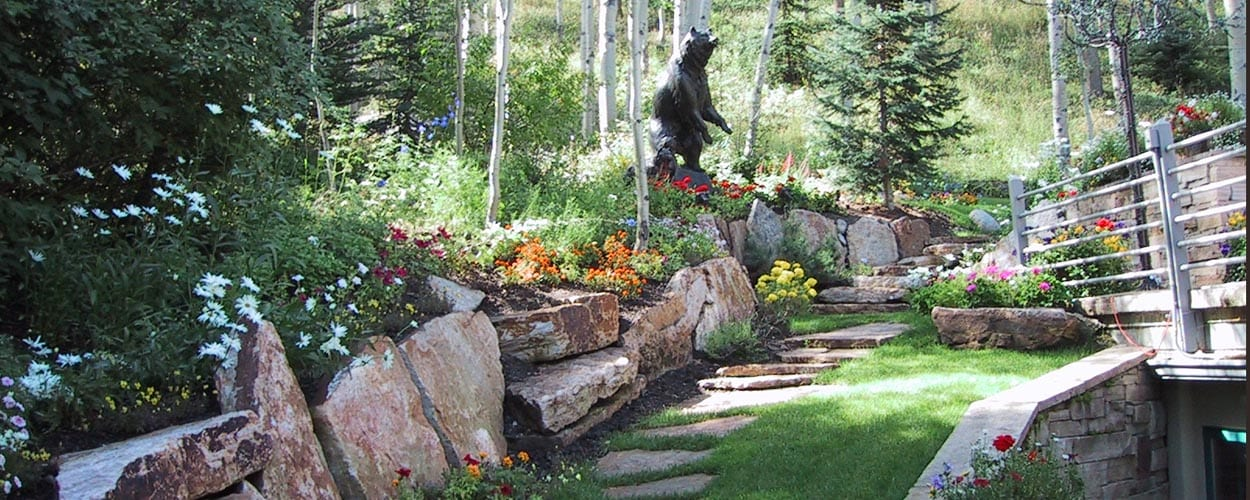 Personalized Landscape Design for Your Vail Valley Home