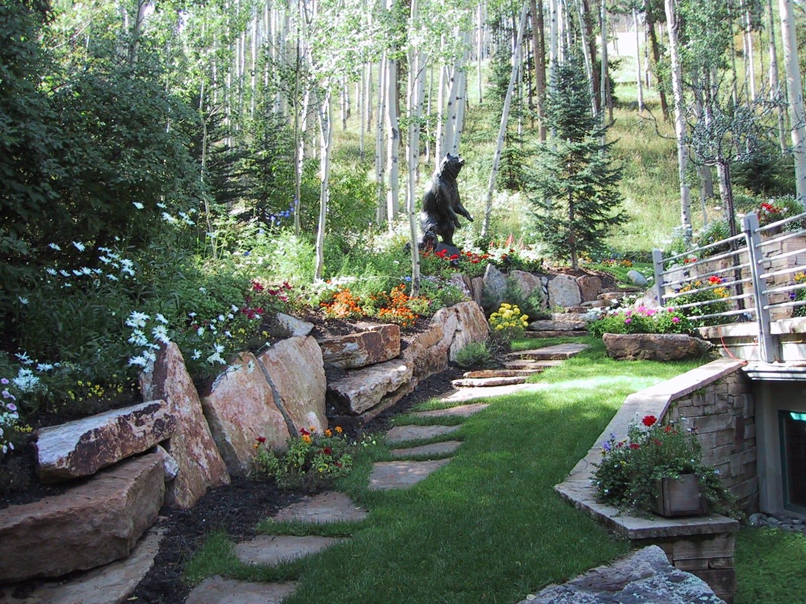 Landscaping Companies & Landscape Architecture - Vail, CO